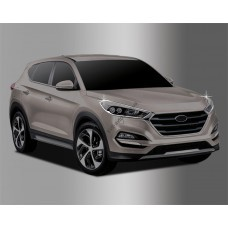 Hyundai Tucson (2015-) Окантовка фар 2шт