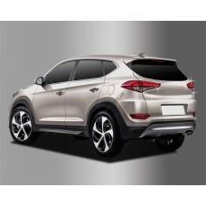 Hyundai Tucson (2015-) Накладки на стопы 4шт
