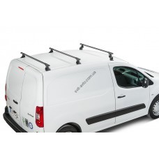 Багажник Fiat Doblo Maxi (10-) /Opel Combo (12-) L2H1
