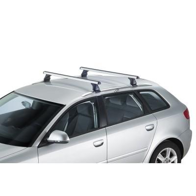 Крепление для багажника на интегр. рейл. Opel Astra ST (11->) - Opel Zafira Tourer (12->) - 935-505