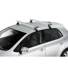 Крепление для багажника Nissan Navara (05->) (без релингов) (double cab)