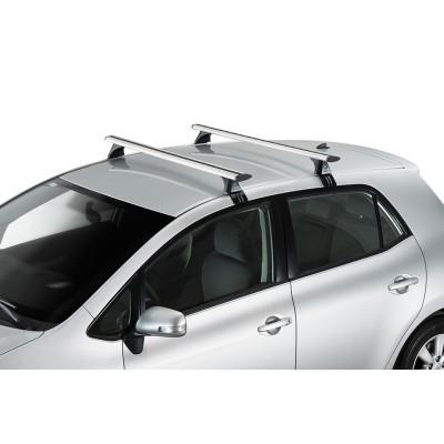 Крепление для багажника Mitsubishi Outlander (13->) (без релингов) - 935-670