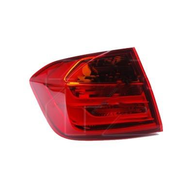 Задний фонарь правый внешний BMW 3 F30 седан 12-14 (DEPO) LED 63217312846 - FP 1422 F2-E