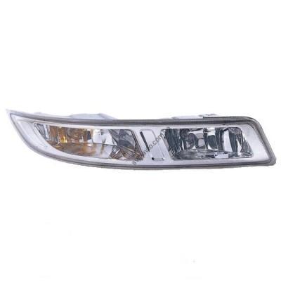 Противотуманная фара (ПТФ) Nissan Almera Classic 06-13 левая (Depo) обманка 2612595F0A - FP 5004 H3-E