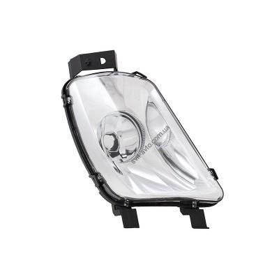 Противотуманная фара (ПТФ) Peugeot 308 11-13 правая (DEPO) - FP 5415 H2-E