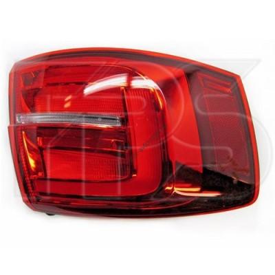 Задний фонарь внешний левый VW Jetta 14- EUR (Depo) - FP 7435 F3-E