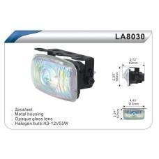 Фара додаткова  DLAA 8030-BL/H3-12V-55W/113*57mm