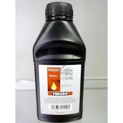 Тормозная жидкость, FERODO, FBX050 - FBX050
