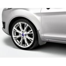 Брызговики Ford Fiesta hb (08-15) / оригинальные передние, кт. 2 шт