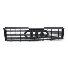 Решетка радиатора Audi 80 B3 (86-91) черная, Тайвань (FPS) 893853655A01C