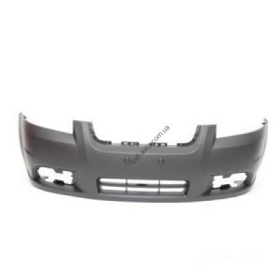 Передний бампер Chevrolet Aveo 06-11 (FPS) FP 1708 901-P 96648503 - FP 1708 901-P