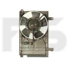 Вентилятор в сборе на CHEVROLET AVEO 2004-2006 SDN / HB (T200)