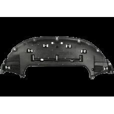 Защита бампера пластиковая Citroen C4 10- (FPS) 7013LC