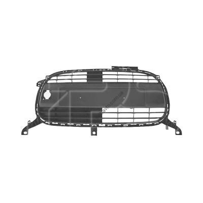 Решітка пластикова в бампер середня (чорна текстура) CITROEN C1 (FPS) - FP 2044 910