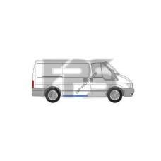 Порог двери задний правый (короткая база) Ford Transit 00-06 (FPS)
