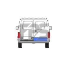 Ремчасть задней двери Ford Transit 92-00 малая правая - 20 см