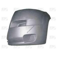 Угольник переднего бампера Citroen Jumper 06- левый (FPS) 735423157