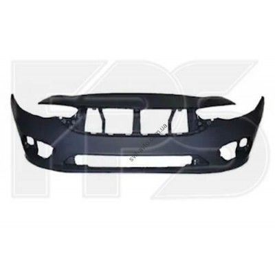 Передний бампер Fiat Tipo 16- (FPS) без отв. под парктроник - FP2621900