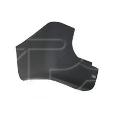 Угольник бампера задн. лев.; серый текстура Ford Transit 00-06 (FPS)