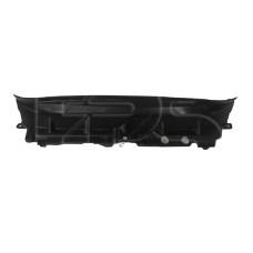 Накладка над радиатором Ford Fiesta (09-13) пластмас. (верхний дефлектор) (кроме 1,4 tdci ) (FPS) 15
