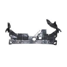 Защита переднего бампера Honda Accord 8 08-12 седан USA (FPS) 6CYL