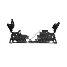 Защита переднего бампера Honda Accord 9 13-15 EUR/USA (FPS) 74111T2AA00