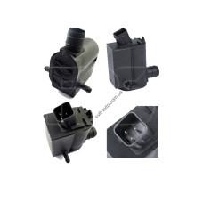 Насос стеклоомывателя Hyundai (моторчик омывателя) два выхода (OE 98510-2J000) 985102J000