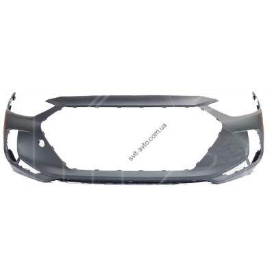 Передний бампер Hyundai Elantra AD 16- (FPS) 86510F2000 - FP3252900