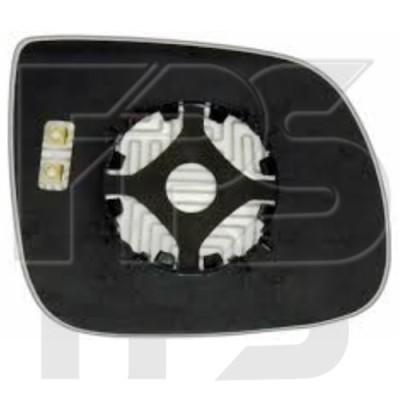 Вкладыш бокового зеркала Kia Picanto 11- левый (FPS) - FP 4043 M11