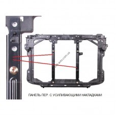 Передняя панель (телевизор) Mazda CX5 12-16 (FPS)