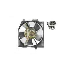 Вентилятор в сборе на MAZDA 323 1998-2001 F / S (BJ)