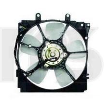 Вентилятор в сборе на MAZDA 626 1992-1997 (GE) SDN / HB