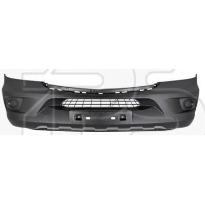 Передний бампер Mercedes Sprinter 2013- без отв. ПТФ, без отв. омывателя (FPS) A90688015709B51 - FP 4628 900