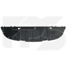 Защита переднего бампера пластиковая Renault Scenic 03-06 (FPS) 8200140334