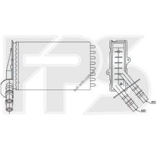 Радиатор печки Renault Symbol / Clio (FPS) FP 56 N52