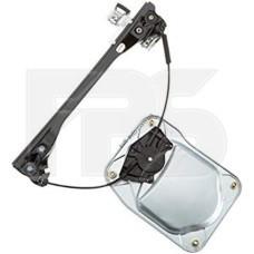 Стеклоподъемник передний правый Skoda Roomster 10-14 (FPS) 5J7837462