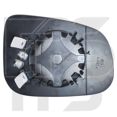 Вкладыш бокового зеркала Volvo S40 04-12 / C30 06-12 правый (FPS) - FP 7206 M12