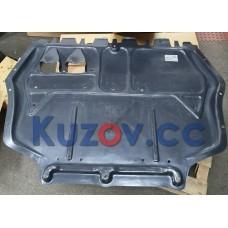 Защита двигателя большая пластиковая Volkswagen Passat B7 USA 11-15 (FPS) 561825237D
