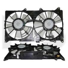 Вентилятор в сборе на LEXUS IS 2005-