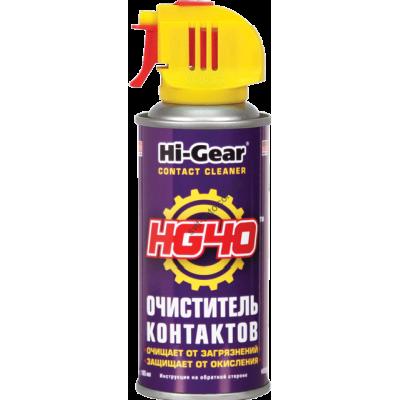 Очиститель контактов HG40, аэрозоль, 114 г, HI-GEAR, HG5506 - HG5506