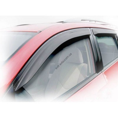 Дефлекторы окон Hyundai Sonata 2004-2010 (HY15) - HY15