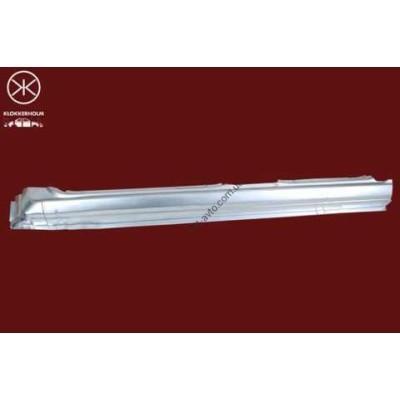 Порог Daewoo Nexia | Opel Kadett E 4/5 дв., цинк, левый (Klokkerholm) - FP 5049 011