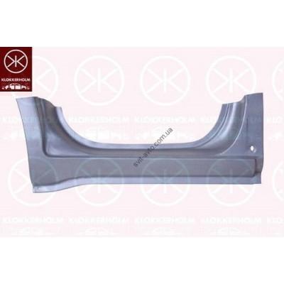 Порог передний Renault Master II, Opel Movano (98-09) правый - FP 5088 042