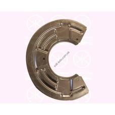 Защита переднего тормозного диска Renault Megane 95-02 левая/правая (Klokkerholm)