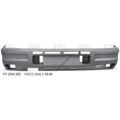 Передний бампер Iveco Daily 89-96 (KLOKKERHOLM) 93924306 - KH2094 900