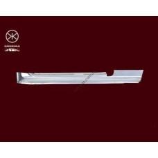 Порог Opel Kadette E -91, 3 дв., цинк, правый (KLOKKERHOLM)