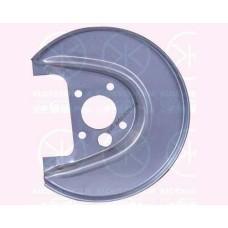 Защита тормозного диска VW Golf IV 97-03 задняя, правая (KLOKKERHOLM)
