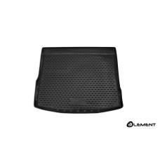 Коврик в багажник для Volkswagen Tiguan 2017-> кросс. 1 шт. (полиуретан) ELEMENT5154B13