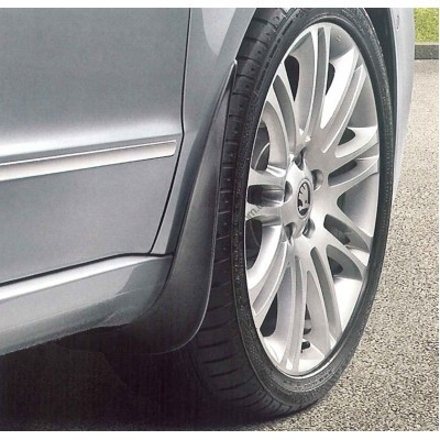 Брызговики Range Rover Vogue (13-) без ступенек, передние 2шт (VPLGP0109) - VPLGP0109