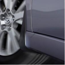 Брызговики передние для Mazda 6 2008-2012 оригинальные комплект 2 шт GS1DV3450F